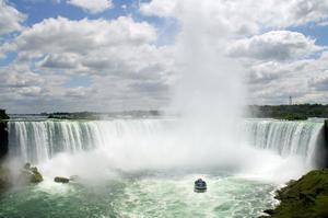See Niagara Falls, USA & Canada