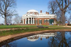 See Monticello & University of Virginia, Charlottesville (UNESCO site)