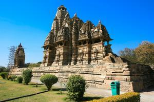 Visit Temples of Khajuraho, India (UNESCO site)