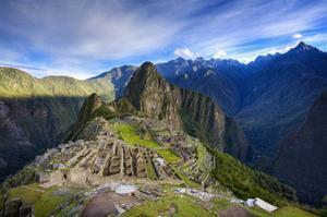 See Machu Picchu, Peru (UNESCO site)
