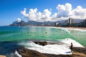 Visit Rio de Janeiro, Brazil