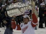 Justin Abdelkader's Stanley Cup