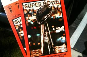 Attend a NFL Super Bowl Game