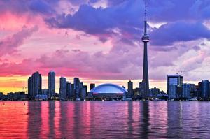 Visit Toronto, Canada