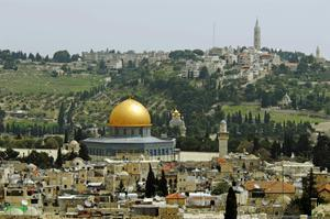 Visit Old City of Jerusalem, (UNESCO site)