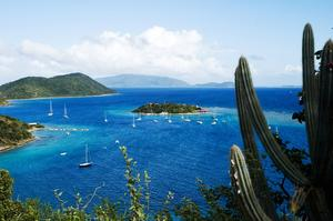 Sail British Virgin Islands (BVI's)
