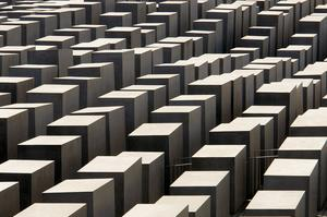 Visit Holocaust Memorial, Berlin, Germany