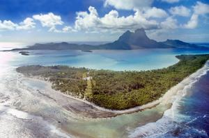 Visit Bora Bora Island, French Polynesia
