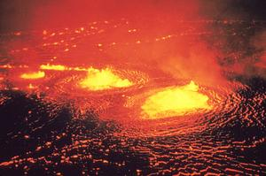 See an Active Volcano