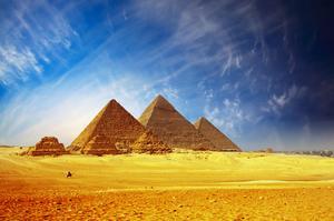 See Pyramids of Giza, Egypt (UNESCO site)