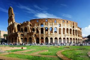See The Colosseum, Rome, Italy (UNESCO site)