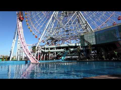 Underwater Roller Coaster Ride Vanish Underwater Roller