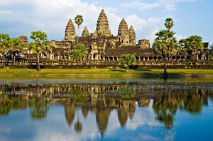 See Angkor Wat, Cambodia (UNESCO site)
