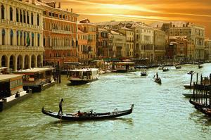 Visit Venice, Italy (UNESCO site)