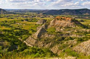 Explore Theodore Roosevelt National Park, North Dakota