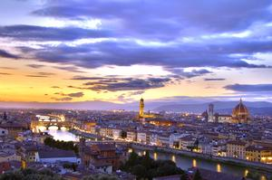 Visit Florence, Italy (UNESCO sites)