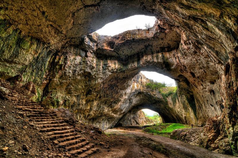Explore devetashka cave bulgaria bucket list dream from tripbucket