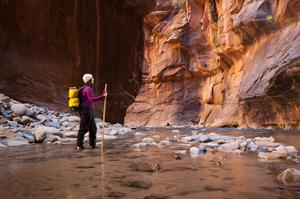 Hike The Narrows, Zion National Park, Utah