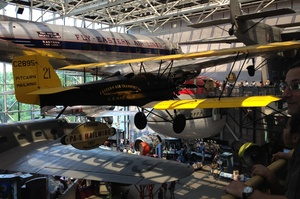 Visit Smithsonian National Air and Space Museum, Washington D.C.