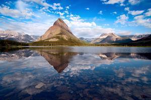 Explore Glacier National Park, Montana (UNESCO site)