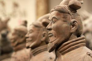 See Terra Cotta Warriors, Xi'an, China (UNESCO site)