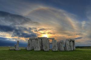 Visit Stonehenge, England (UNESCO site)