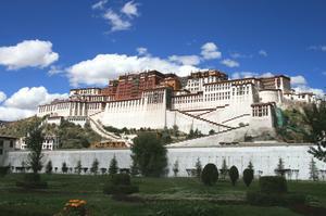 Visit Potala Palace, Lhasa, Tibet (UNESCO site)