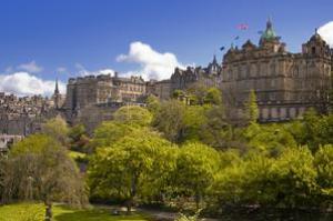Visit Edinburgh, Scotland, UK (UNESCO site)
