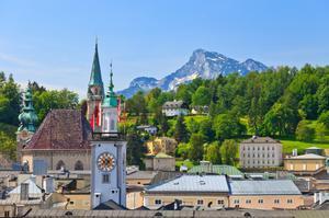 Visit Salzburg, Austria (UNESCO site)